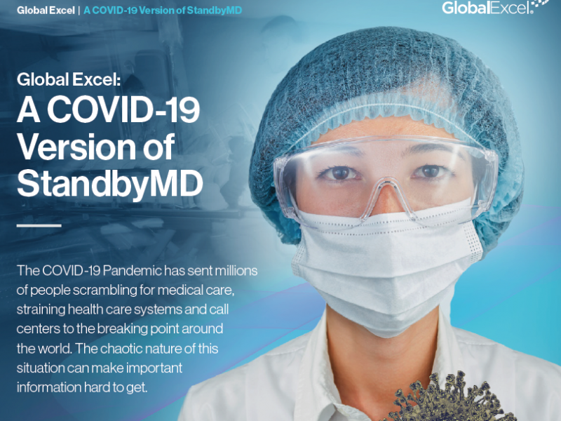 COVID-19 Version of StandbyMD